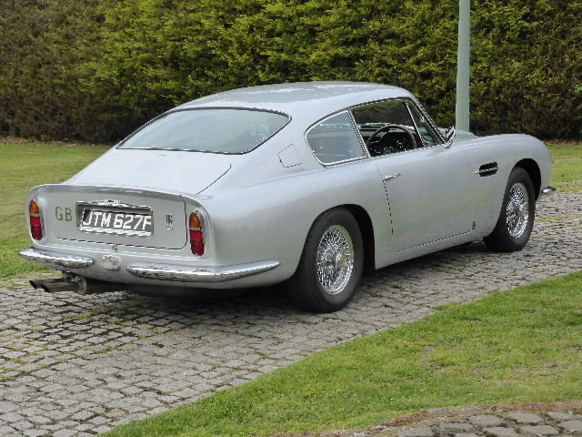 1967 Aston Martin DB6 For Sale (picture 3 of 6)
