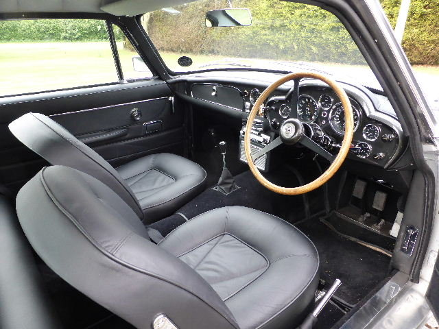 1967 Aston Martin DB6 For Sale (picture 4 of 6)