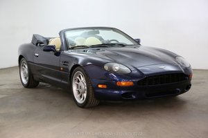1998 Aston Martin DB7 Volante Convertible For Sale