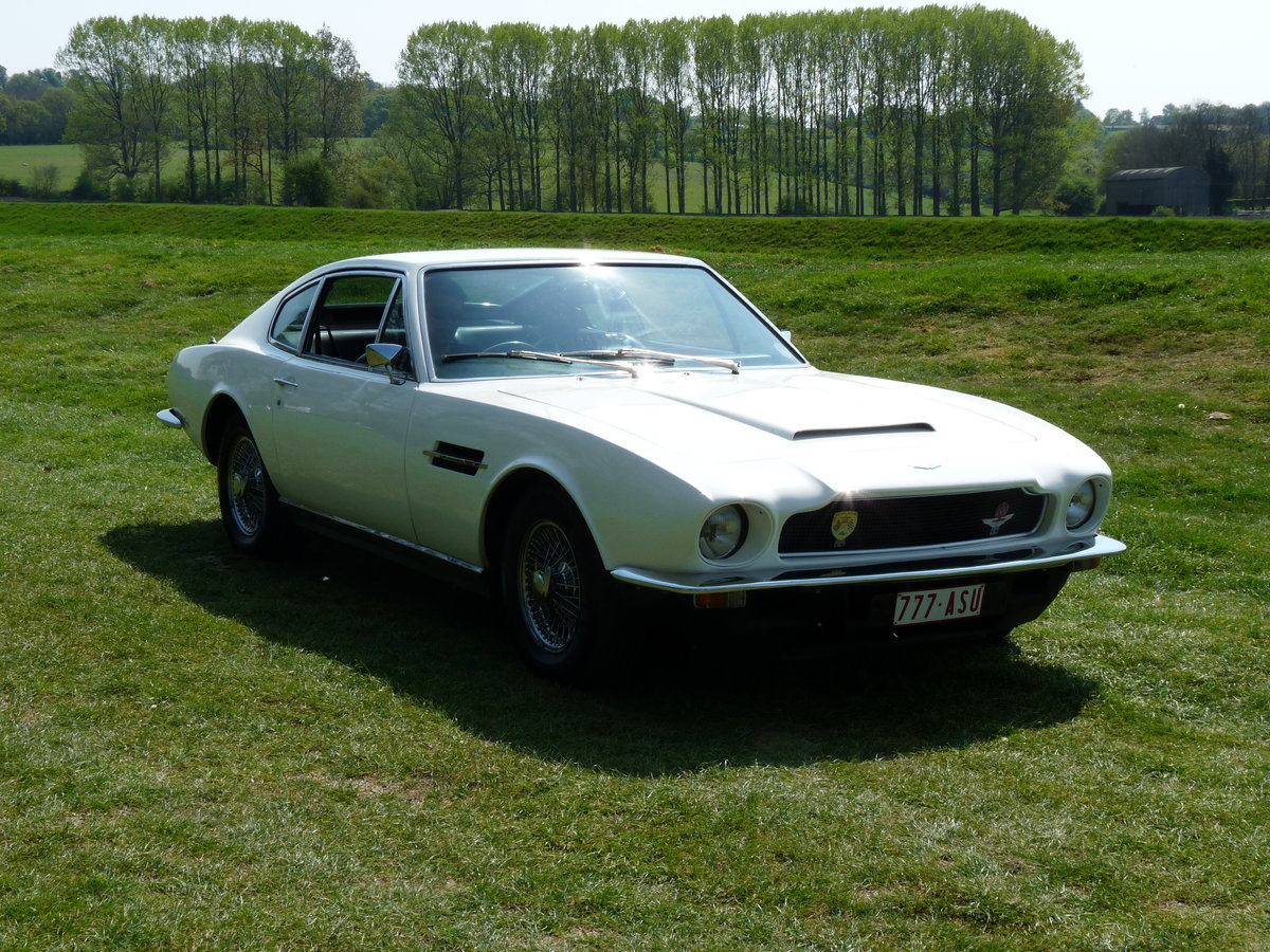 1973 VERY RARE ASTON MARTIN  SOLD (picture 2 of 6)
