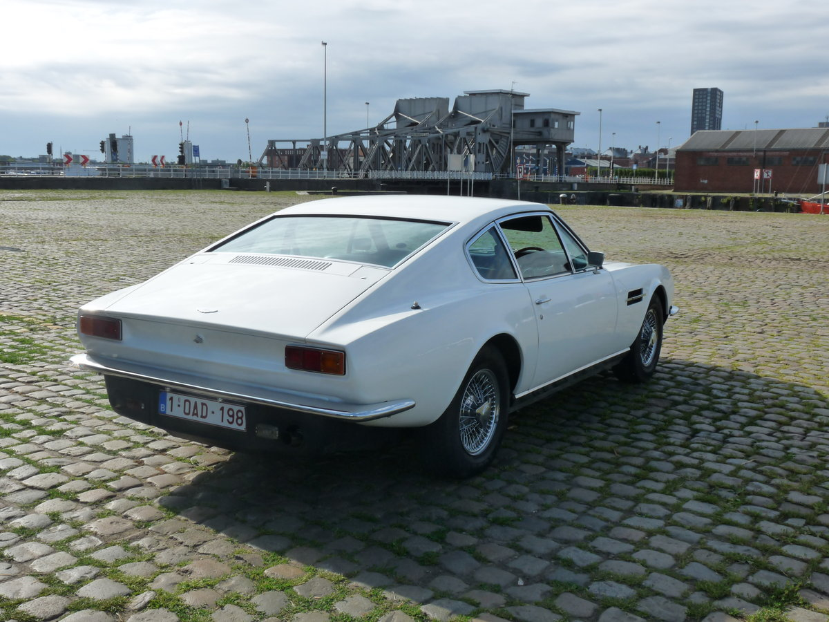 1973 VERY RARE ASTON MARTIN  SOLD (picture 4 of 6)