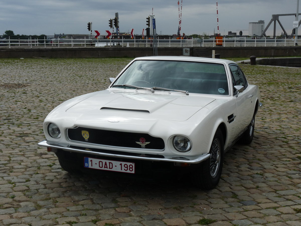 1973 VERY RARE ASTON MARTIN  SOLD (picture 5 of 6)