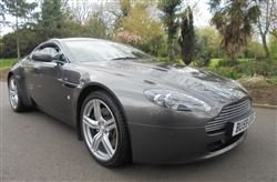 2009 V8 Vantage Manual -Barons Sandown Pk Tuesday 30th April 2019 For Sale by Auction