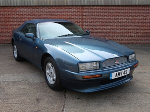 1992 Aston Martin Virage Volante For Sale
