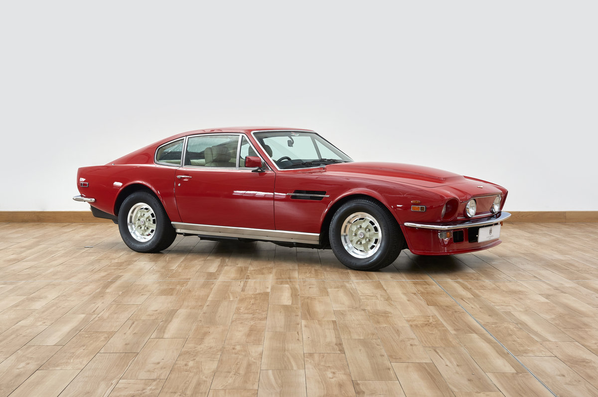 1979 Aston Martin AMV8 Vantage Saloon For Sale (picture 1 of 6)