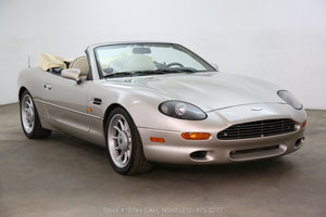 1997 Aston Martin DB7 Volante Convertible For Sale