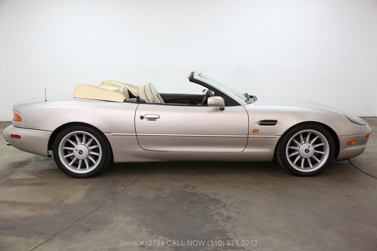 1997 Aston Martin DB7 Volante Convertible For Sale (picture 2 of 6)