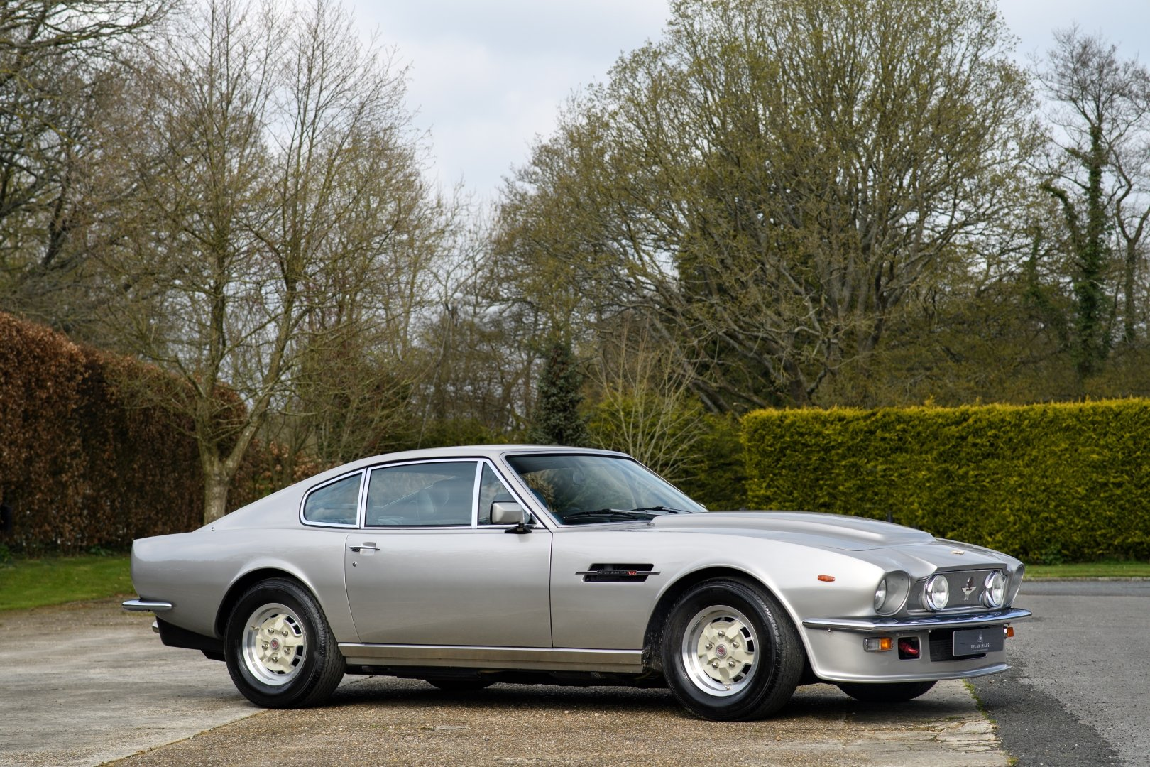 1978 Aston Martin V8 Vantage - Factory Works Demonstrator For Sale (picture 1 of 6)
