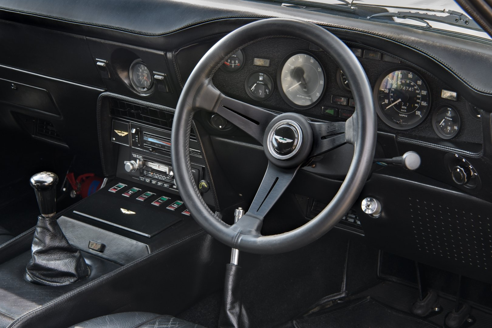 1978 Aston Martin V8 Vantage - Factory Works Demonstrator For Sale (picture 2 of 6)