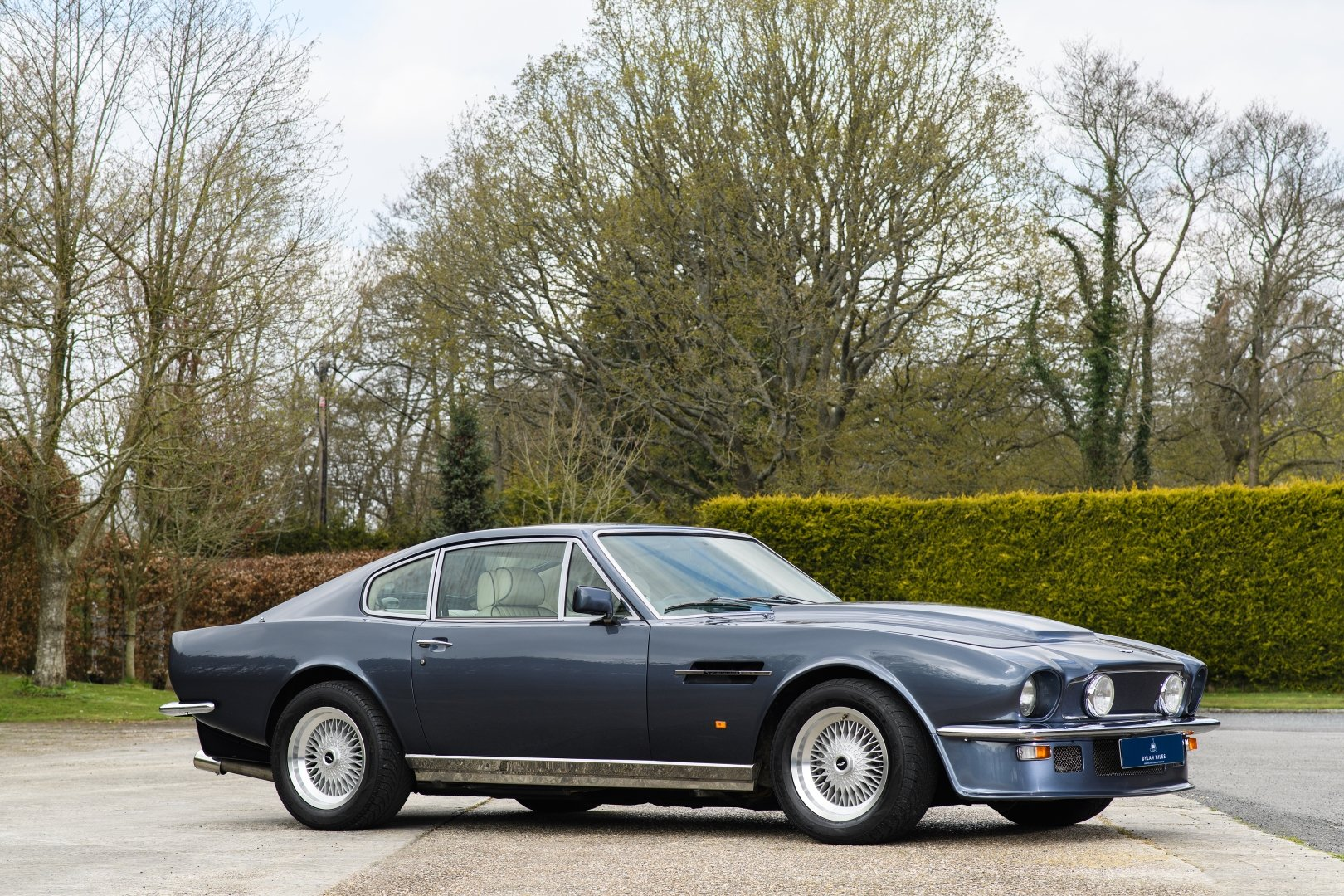 1974 Aston Martin V8 Series 3 Coupe - 'Oscar India' Spec For Sale (picture 1 of 6)