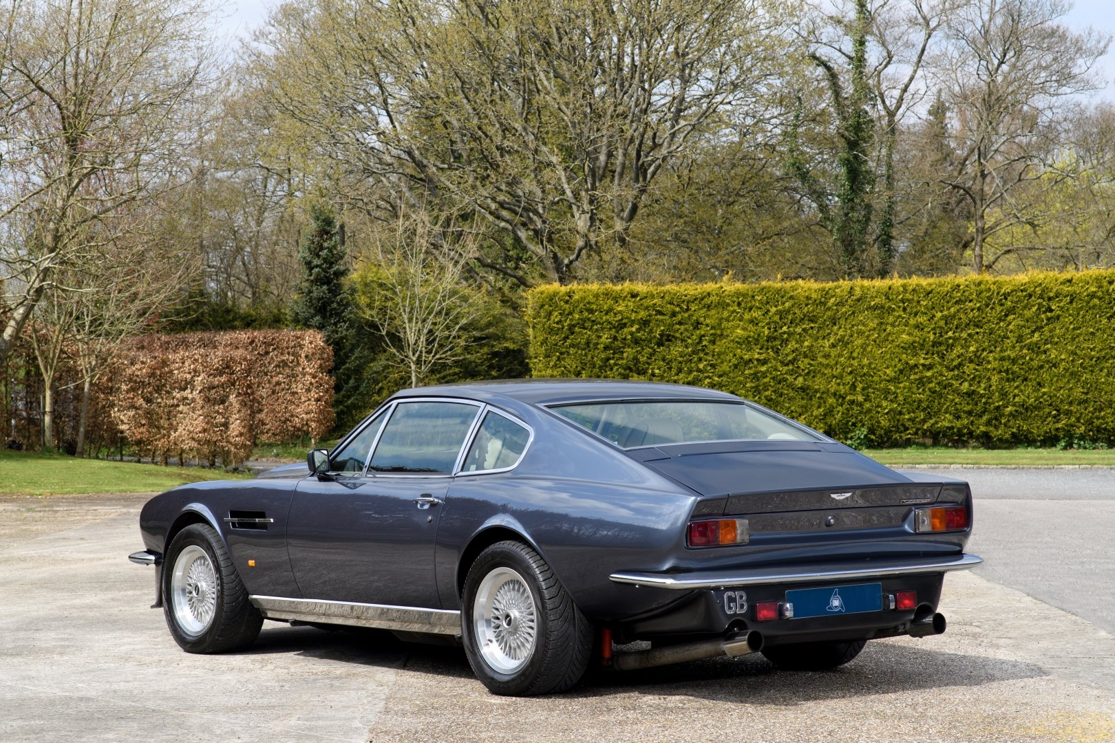1974 Aston Martin V8 Series 3 Coupe - 'Oscar India' Spec For Sale (picture 2 of 6)