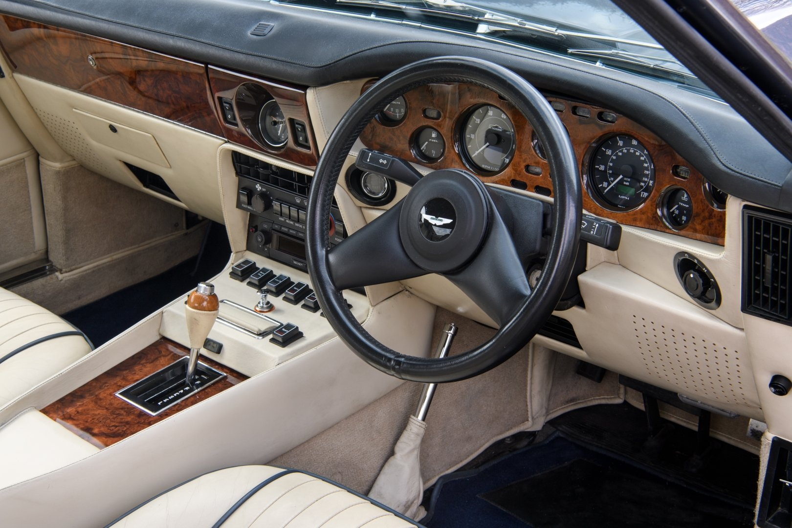 1974 Aston Martin V8 Series 3 Coupe - 'Oscar India' Spec For Sale (picture 3 of 6)