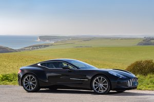 2012 Aston Martin One-77  For Sale