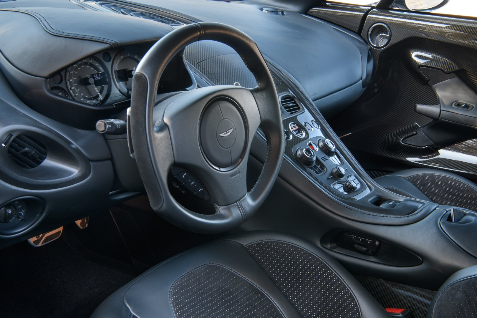 2012 Aston Martin One-77  For Sale (picture 3 of 6)