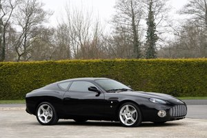 2003 Aston Martin DB7 Zagato - Chassis 001  For Sale