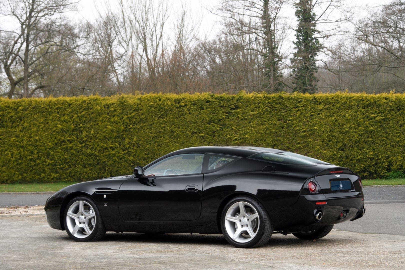 2003 Aston Martin DB7 Zagato - Chassis 001  For Sale (picture 2 of 6)