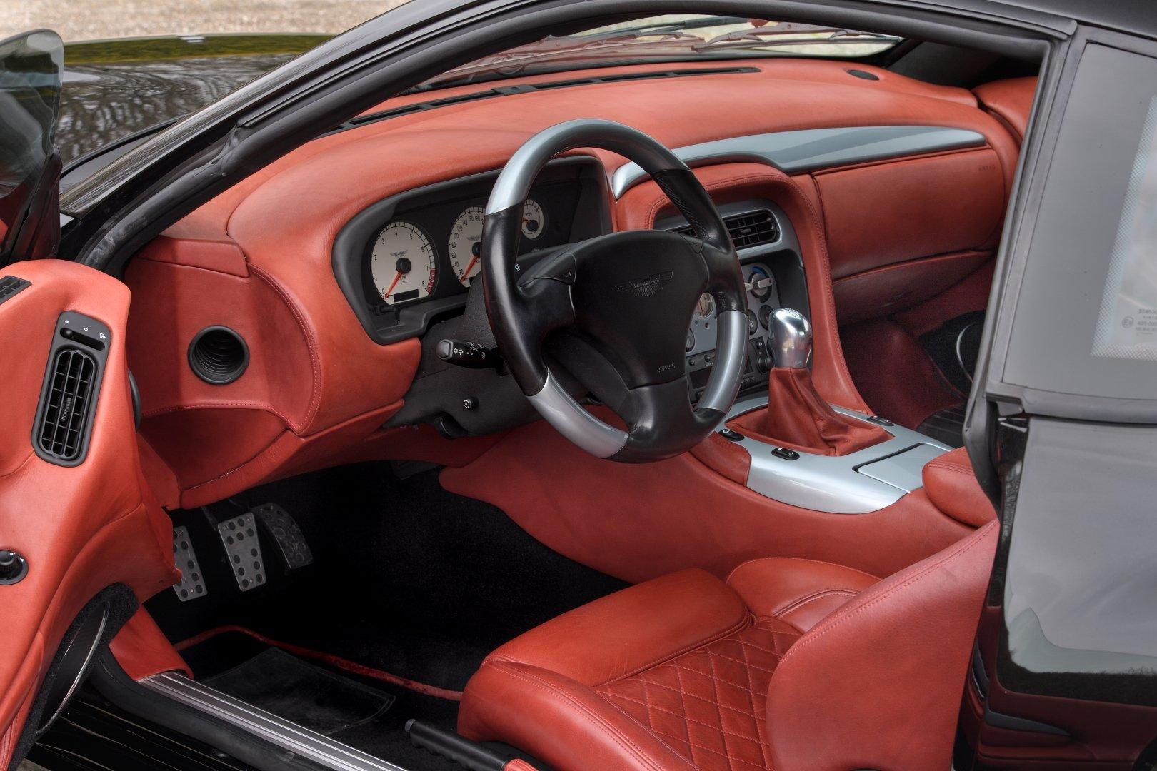 2003 Aston Martin DB7 Zagato - Chassis 001  For Sale (picture 3 of 6)