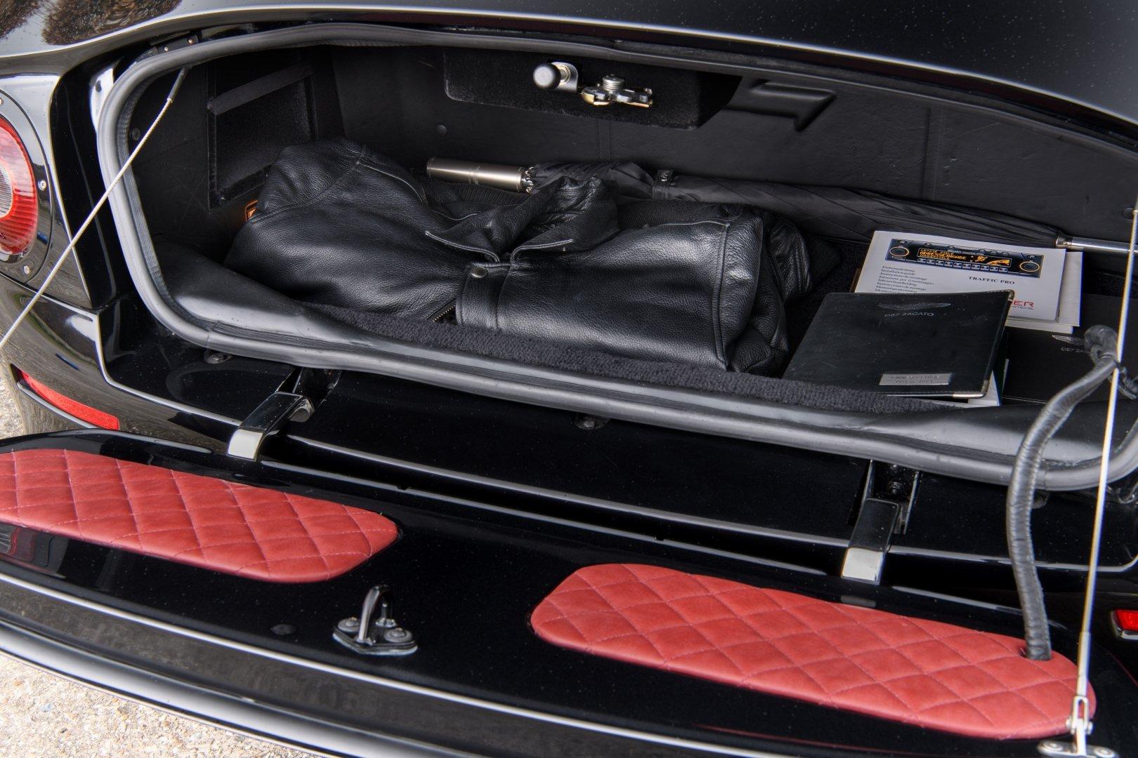 2003 Aston Martin DB7 Zagato - Chassis 001  For Sale (picture 6 of 6)
