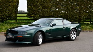 1995 Aston Martin V8 Vantage 550 Twin Supercharged SOLD