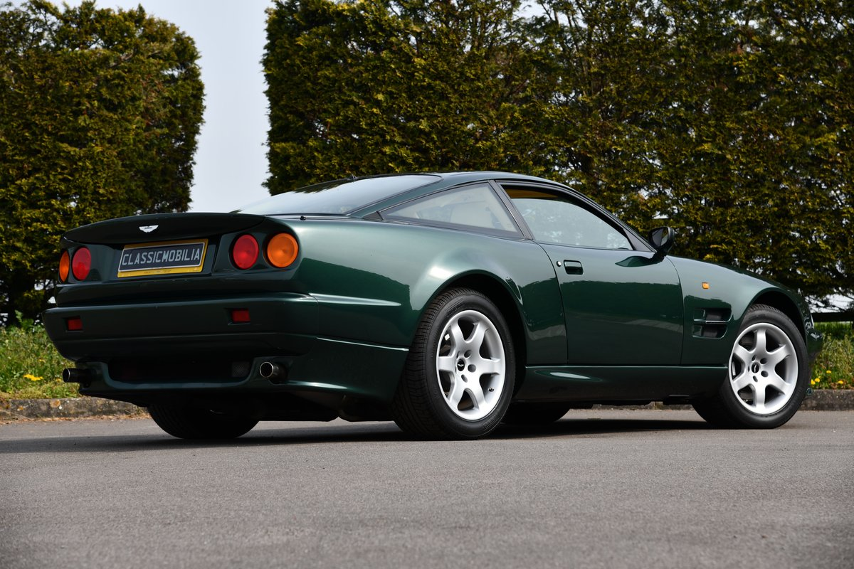 1995 Aston Martin V8 Vantage 550 Twin Supercharged Sold Car And Classic Car And Classic