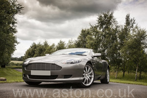 2007 Aston Martin DB9 Coupe SOLD