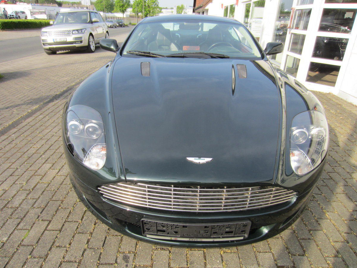 2007 LHD ASTON MARTIN DB9 in Exellent cond low miles For Sale (picture 6 of 6)