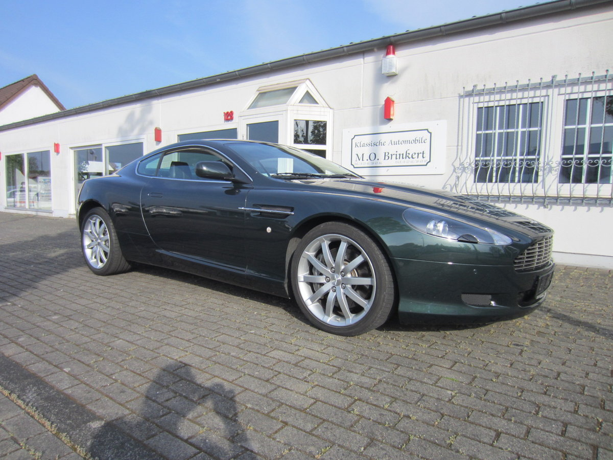 2007 LHD ASTON MARTIN DB9 in Exellent cond low miles For Sale (picture 4 of 6)