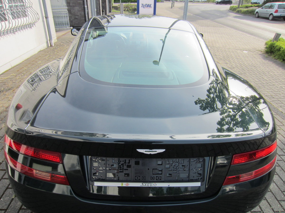 2007 LHD ASTON MARTIN DB9 in Exellent cond low miles For Sale (picture 5 of 6)