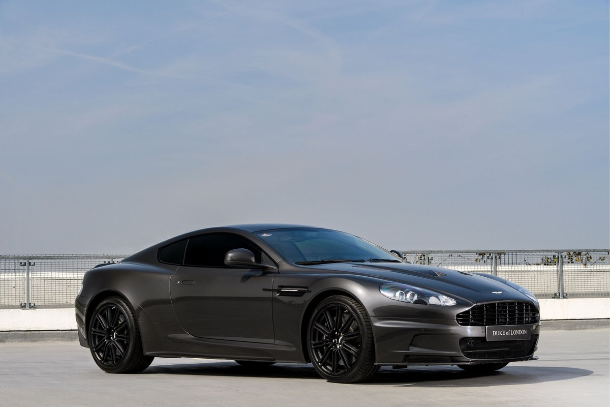 2011 Aston Martin DBS SOLD (picture 1 of 12)