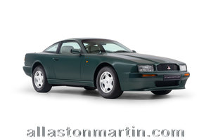 1991 Exceptional Swiss Registered LHD Aston Martin Virage Auto. For Sale