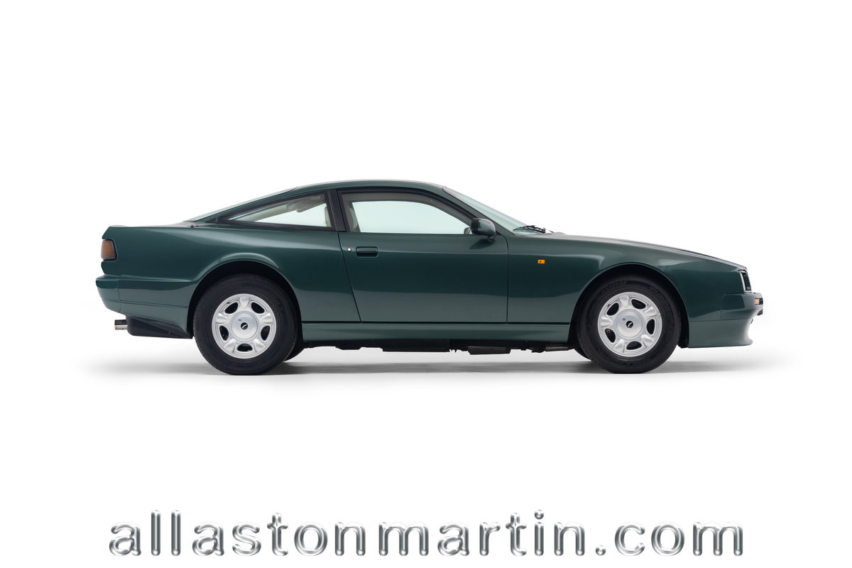 1991 Exceptional Swiss Registered LHD Aston Martin Virage Auto. For Sale (picture 2 of 6)