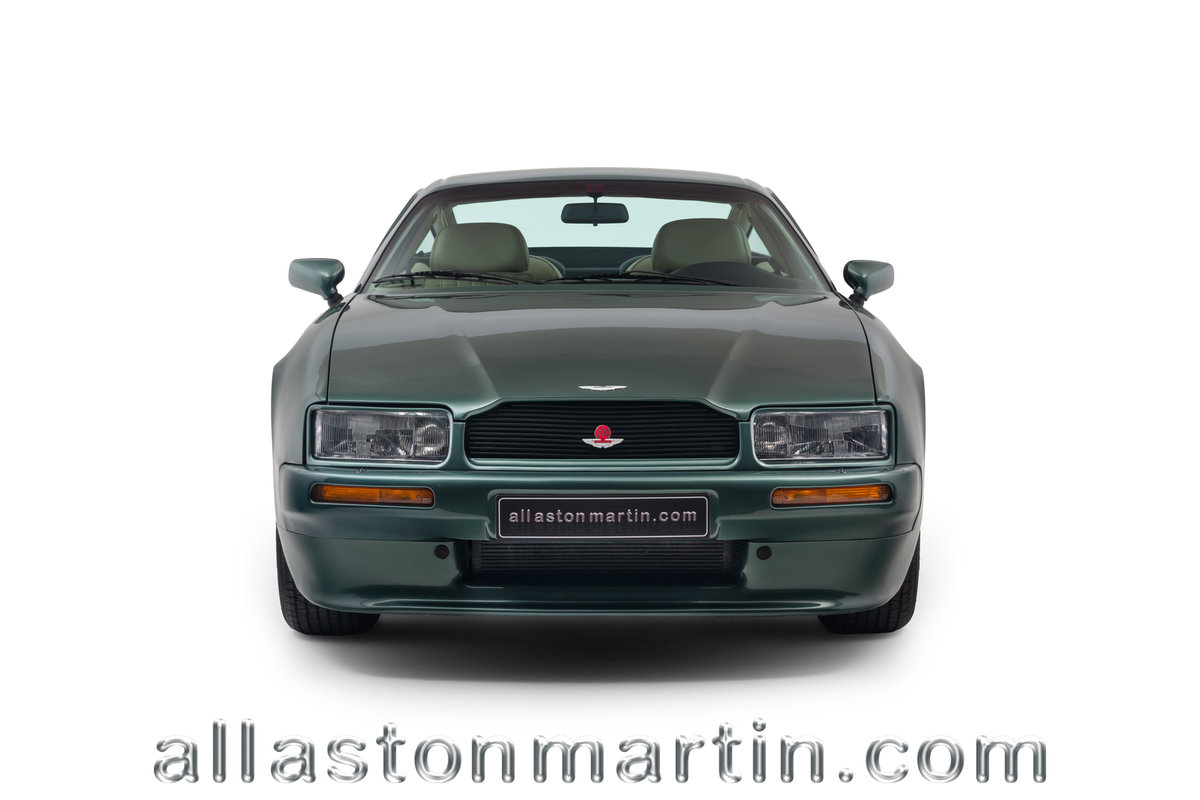 1991 Exceptional Swiss Registered LHD Aston Martin Virage Auto. For Sale (picture 6 of 6)