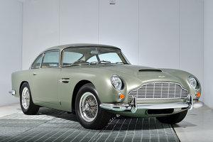 1964 Aston Martin DB5 full restoration