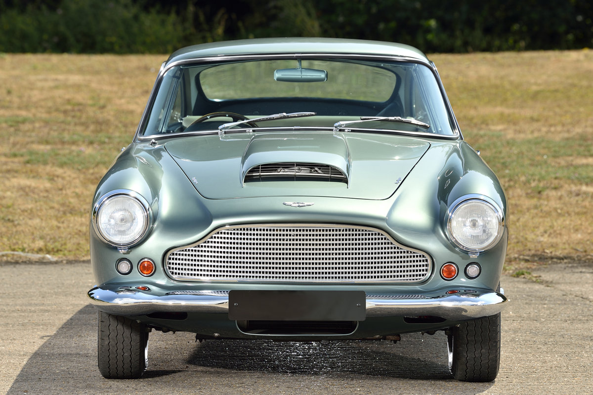 1961 Aston Martin DB4 Series III matching number For Sale (picture 1 of 6)