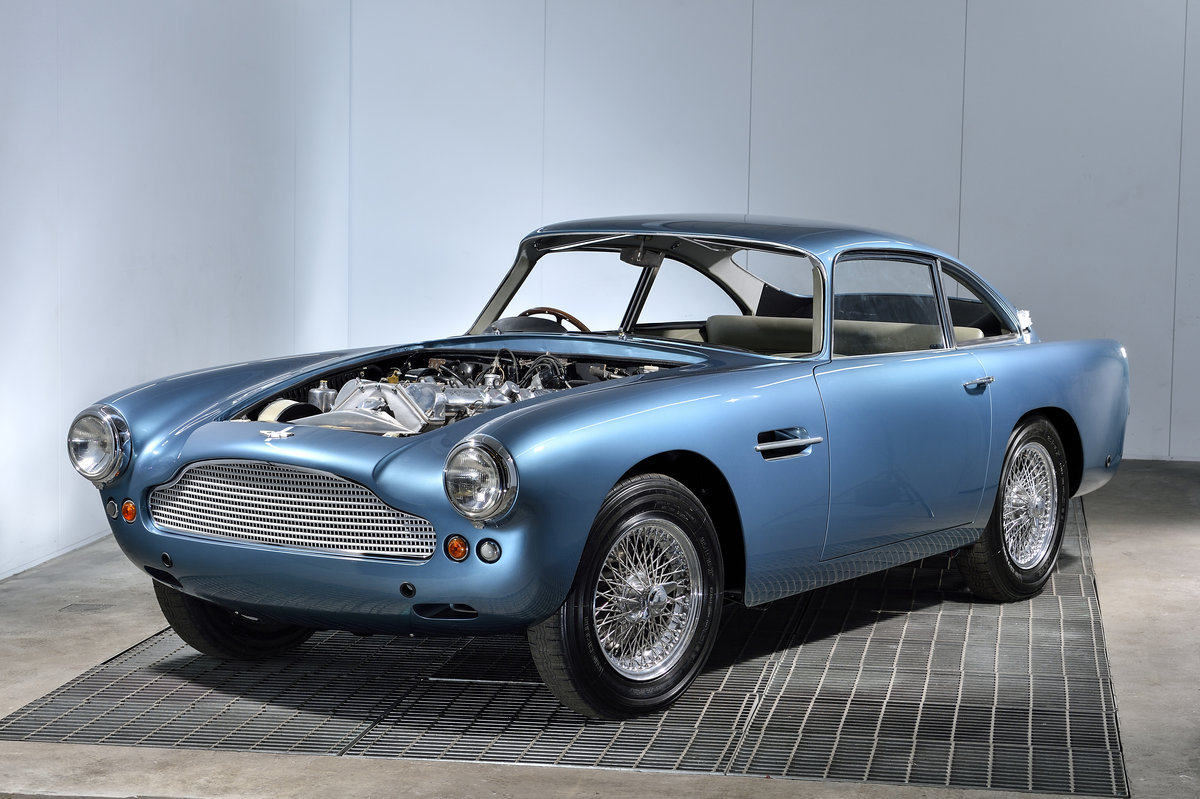 1960 Stunning DB4 SII Superleggera For Sale (picture 1 of 3)