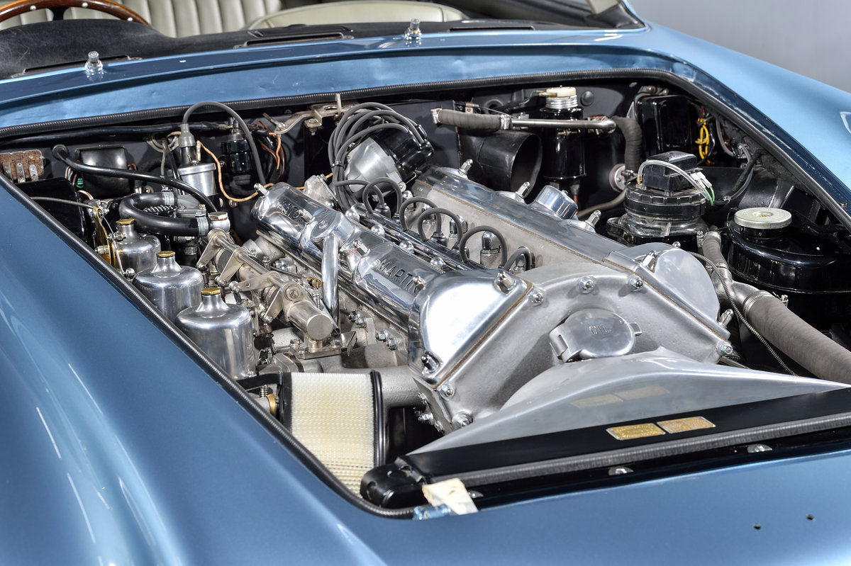 1960 Stunning DB4 SII Superleggera For Sale (picture 3 of 3)