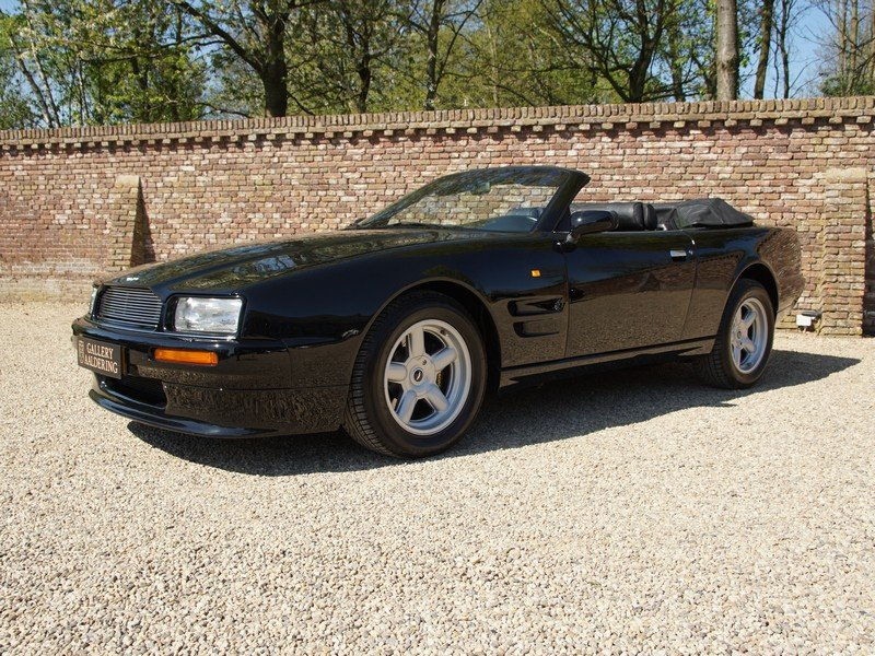 1994 Aston Martin Virage Volante only 224 made, fully documented, For Sale (picture 1 of 6)