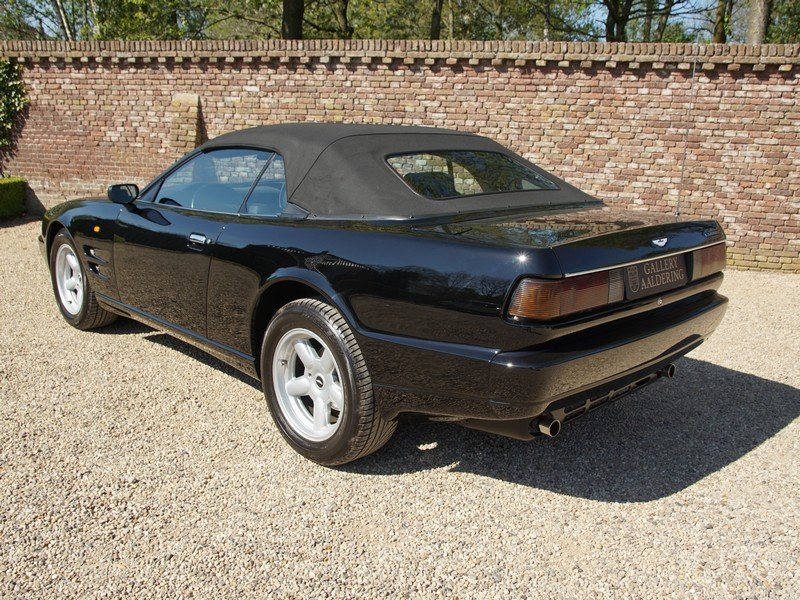 1994 Aston Martin Virage Volante only 224 made, fully documented, For Sale (picture 2 of 6)