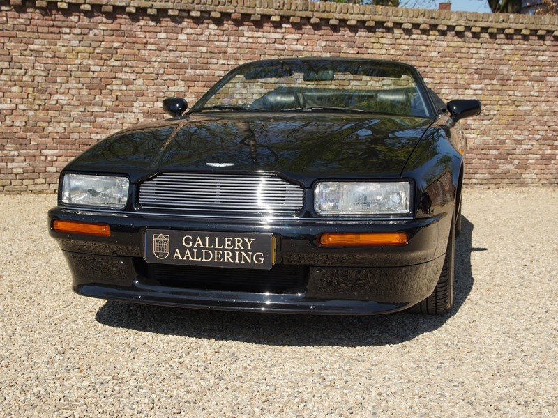 1994 Aston Martin Virage Volante only 224 made, fully documented, For Sale (picture 5 of 6)