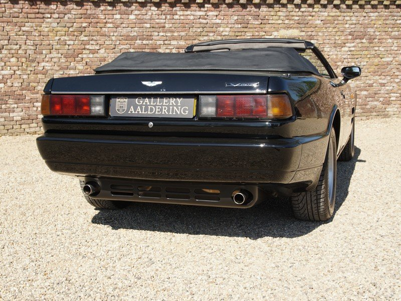 1994 Aston Martin Virage Volante only 224 made, fully documented, For Sale (picture 6 of 6)