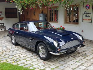 1965 Aston Martin DB6 Vantage, phantastic preserved For Sale