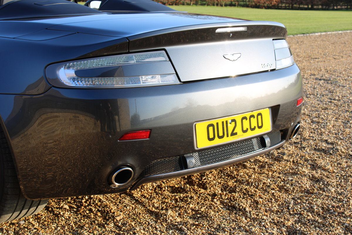 2012 ASTON MARTIN VANTAGE  - 26,000 MILES - £48,950 For Sale (picture 7 of 12)