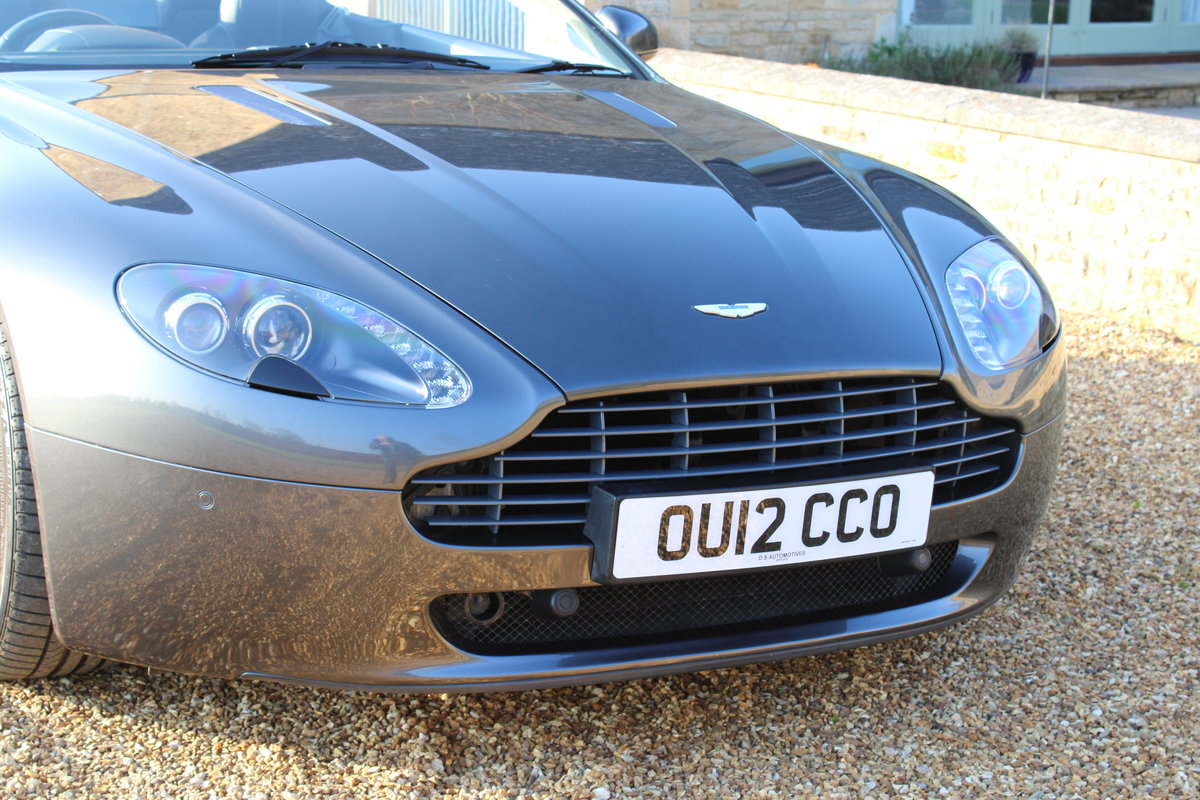 2012 ASTON MARTIN VANTAGE  - 26,000 MILES - £48,950 For Sale (picture 8 of 12)