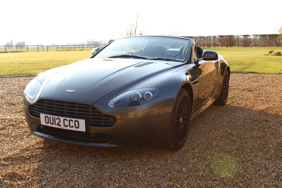 2012 ASTON MARTIN VANTAGE  - 26,000 MILES - £48,950 For Sale (picture 9 of 12)