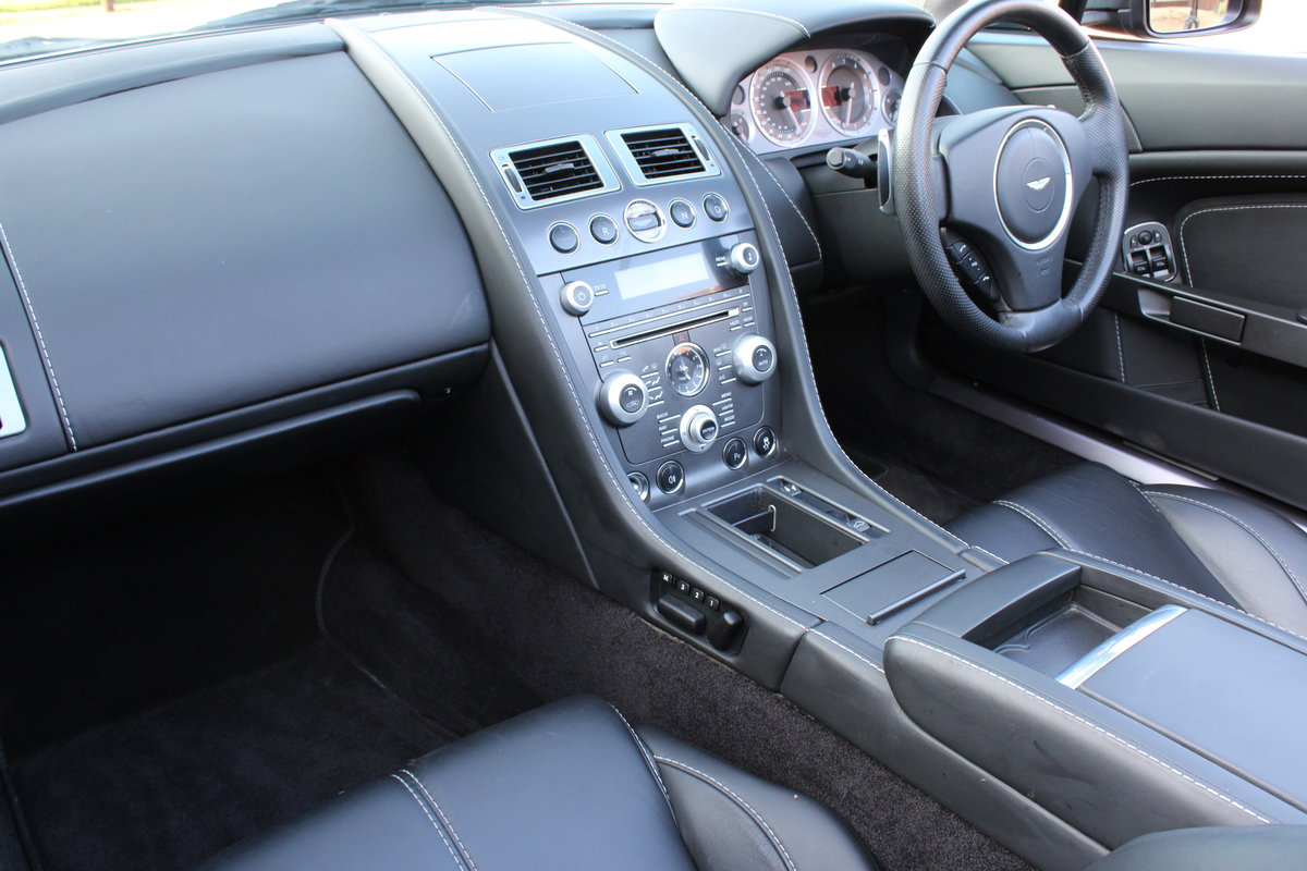 2012 ASTON MARTIN VANTAGE  - 26,000 MILES - £48,950 For Sale (picture 11 of 12)
