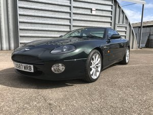 2000 DB7 V12 VANTAGE - LOW MILEAGE - GREAT CONDITION For Sale