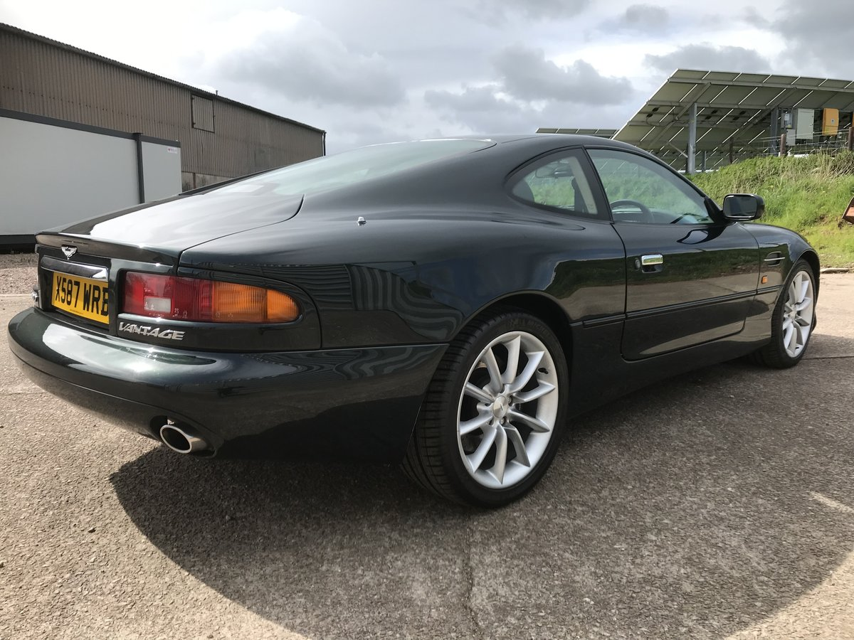 2000 DB7 V12 VANTAGE - LOW MILEAGE - GREAT CONDITION For Sale (picture 5 of 6)