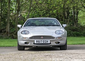 1997 Aston Martin DB7 Coupé For Sale by Auction