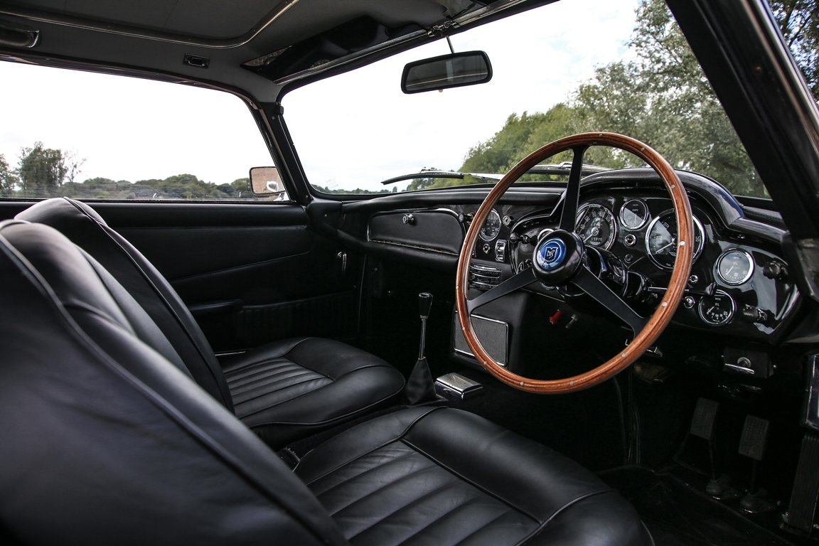 1964 aston martin db5 sold car and classic. Black Bedroom Furniture Sets. Home Design Ideas