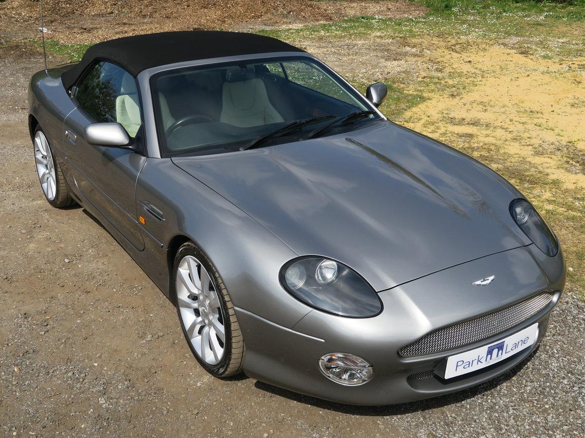 2002 Aston Martin DB7 V12 Vantage Volante  For Sale (picture 4 of 6)
